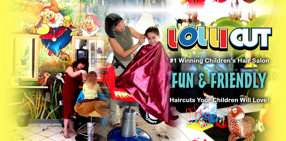 Lollicut Childrens Hair Salon