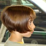 Girl Haircut Los Angeles, CA