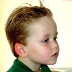 Haircut for boys Calabasas California