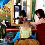 Award winning kid's hair salon in Tarzana