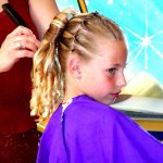 Girl updos Tarzana, California