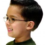 Boy haircut Encino, CA