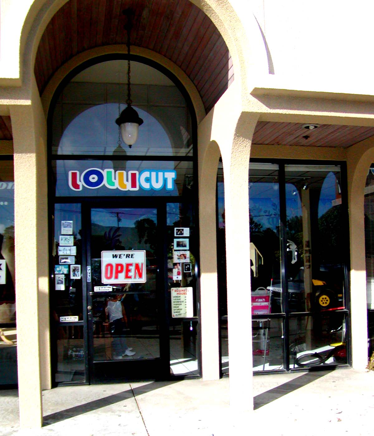Best Hair Salon In The Conroe Tx Area: Lollicut Is Known For The Best Children's Haircut In The